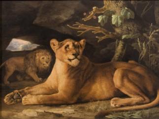 George Stubbs, pintor de animales sublimes