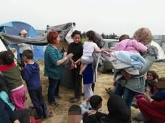 España se une al abrazo europeo a los refugiados con marchas en 30 ciudades