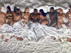 """Los famosos """"desnudos"""" de Kanye West responden"""
