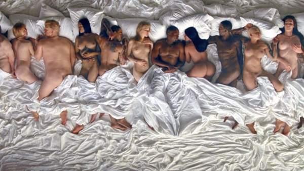 Kanye West Desnuda A Taylor Swift Y Otros Famosos