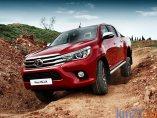Precio del Toyota Hilux
