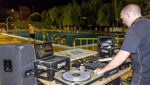 DJ en Huétor Tájar (Granada)