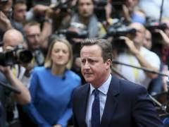 La UE inicia la cumbre en la que esperan que Cameron hable de sus planes tras el 'brexit'