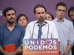 Errejón cree que hay que evaluar la alianza con IU porque no ha funcionado