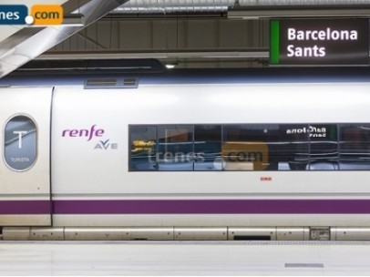 Ave Barcelona Madrid
