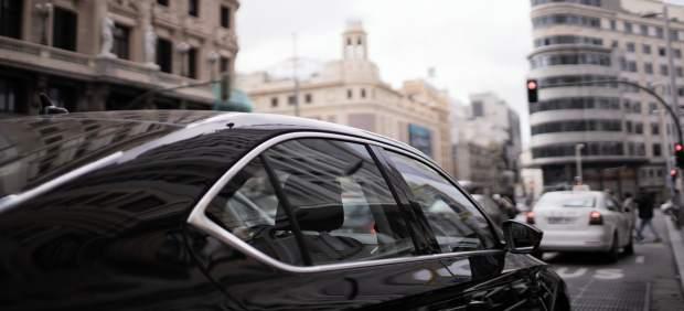 Uber en Madrid