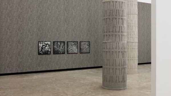 Installation view: Béton, Kunsthalle Wien 2016