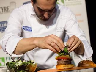 El chef Mario Sandoval