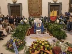Cientos de personas se despiden en Roma de Bud Spencer