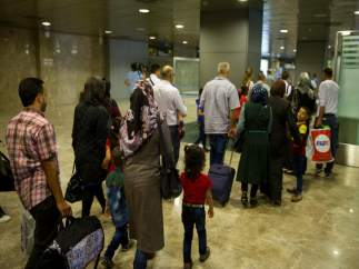 Refugiados España