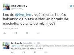 Una madre incendia Twitter con sus quejas homófobas