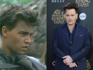 Johnny Depp - Soldado Gator Lerner