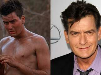 Charlie Sheen - Soldado Chris Taylor