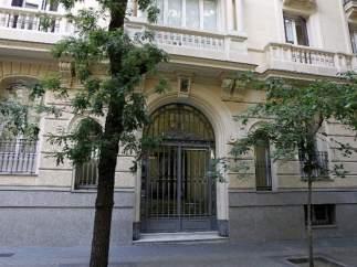 Sede del Banco Mirabaud en Madrid