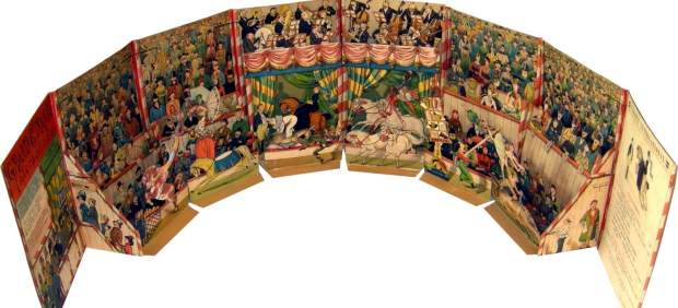 Los libros Pop Up: una historia con más de 900 años