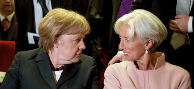 Alemania y el FMI