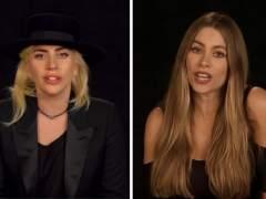Lady Gaga y Sofía Vergara honran a los muertos de Orlando