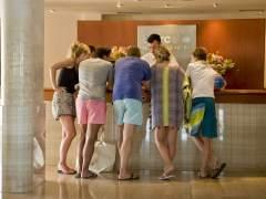 España recibe 25,2 millones de turistas hasta mayo, el 11,4 % más