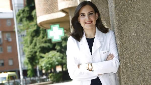 Marían García, 'Boticaria García'