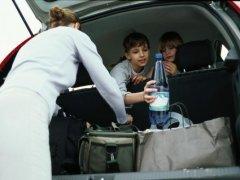 Los alimentos que mejor se conservan en un viaje en coche