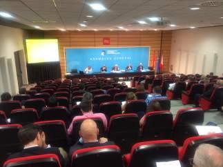 Asamblea General de la Confederación Asturiana de la Construcción-Asprocon