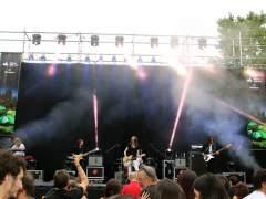 Pistoletazo de salida al festival BBK Live en Madrid