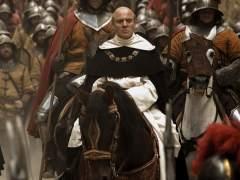 Primera imagen de Javi Gutiérrez como Torquemada en 'Assassin's Creed'