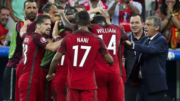 20c66f4860 Portugal pasa a semifinales tras superar a Polonia en los penaltis