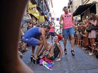 El Orgullo Gay 2016 ya llena Madrid