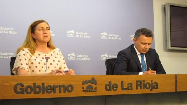 La portavoz del Gobierno y el Consejero de Políticas Sociales informan Consejo