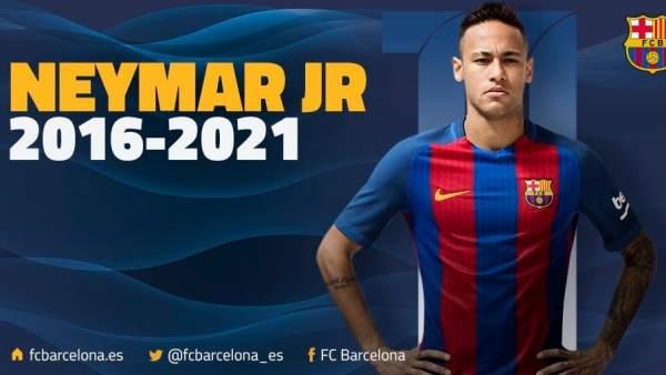Neymar renueva