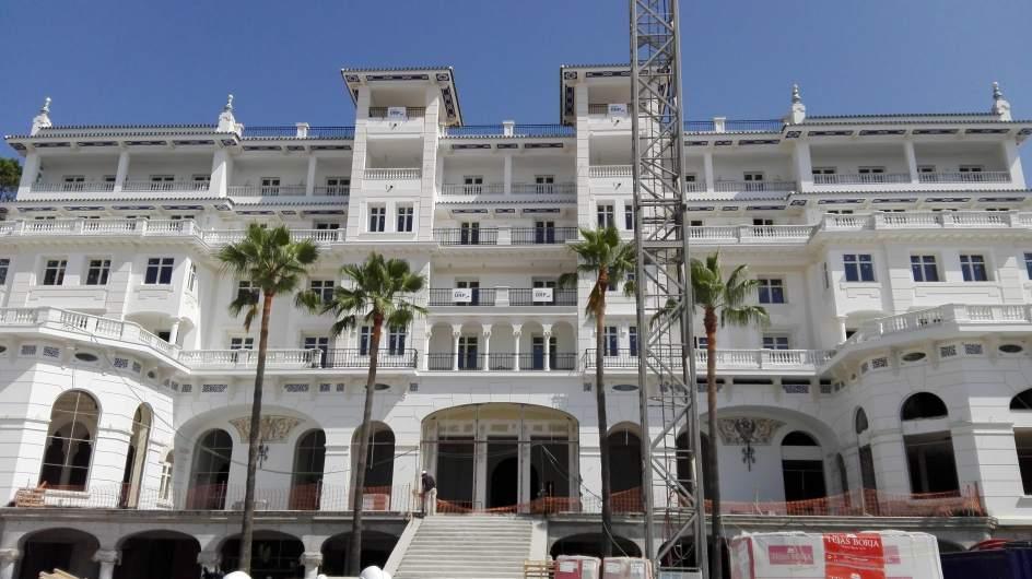 Turismo el hotel miramar espera alcanzar una ocupaci n - Hotel de lujo en granada ...
