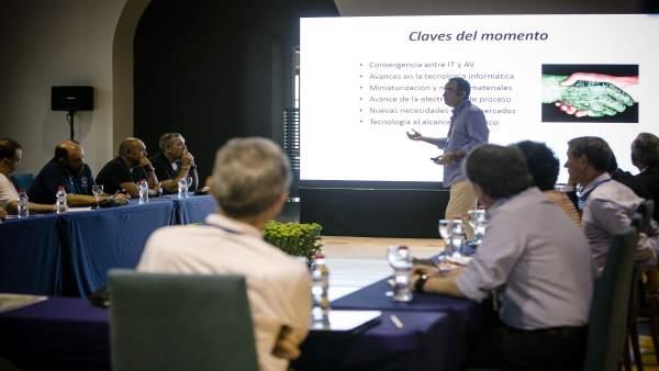 Fycma participa en el Congreso de la APCE