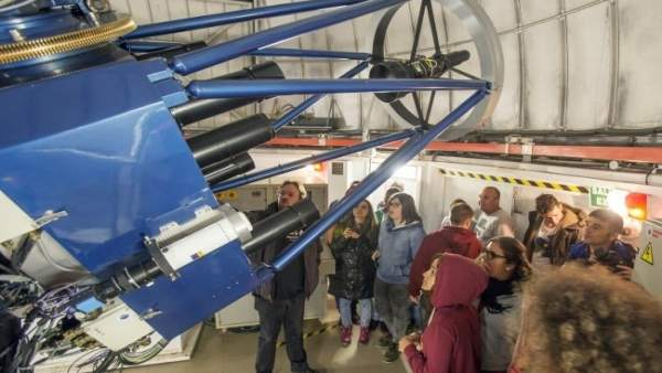 Visita al Observatorio