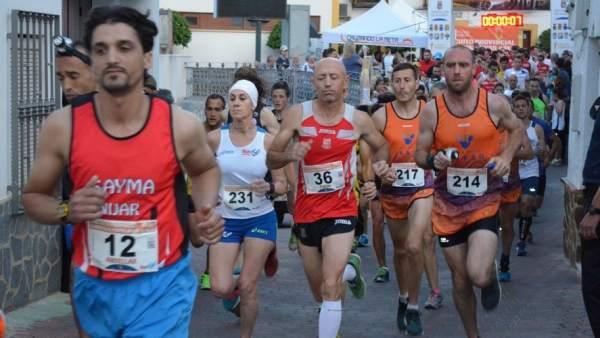 El año pasado, Bédar se llenó de atletas y público con su carrera popular.