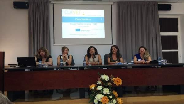 Reunión Erasmus + Clavet