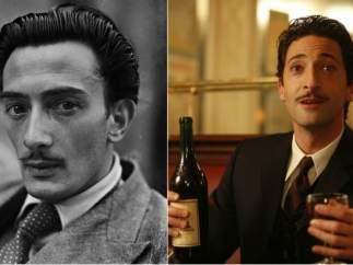 Salvador Dalí - Adrien Brody (Midnight in Paris)