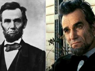 Abraham Lincoln - Daniel Day-Lewis (Lincoln)