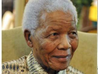 Nelson Mandela - Morgan Freeman (Invictus)