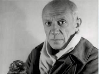 Pablo Picasso - Anthony Hopkins (Sobrevivir a Picasso)
