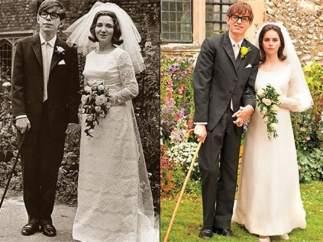 Stephen Hawking - Eddie Redmayne (La teoría del todo)