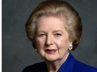 Margaret Thatcher - Meryl Streep (La Dama de Hierro)