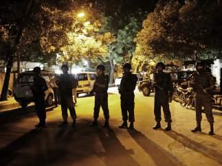 Ataque en Dacca