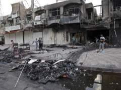 Al menos 12 muertos por la explosión de un coche bomba al noreste de Bagdad