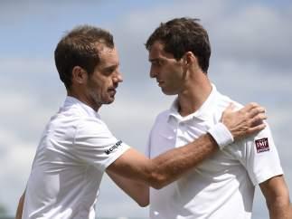 Gasquet y Ramos