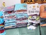 La Guardia Civil interviene en Calpe ropa falsificada por valor de  14.000 €