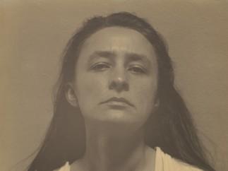 Alfred Stieglitz 1864-1946 - Georgia O'Keeffe 1918