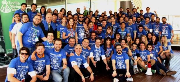 Sevilla Startup Weekend 2016