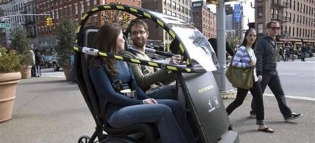 Vehículos de mobilidad personal.