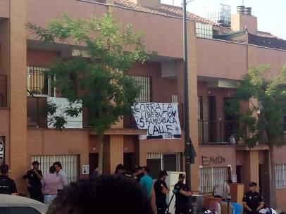 Corrala Libertad de Alcalá de Guadaíra